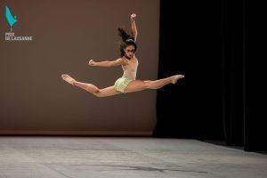 Carolina Bastos - Prix de Lausanne 2014 - Photo Gregory Batardon