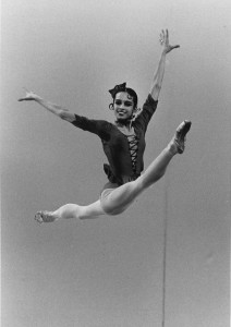 Diana Vishneva at the 1994 Prix de Lausanne