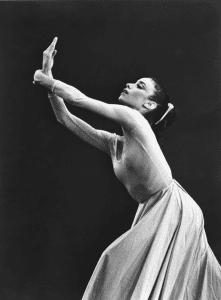 Viviana Durante -1984 Prix de Lausanne - Photo: F. Levieux