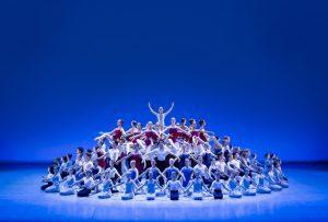 Ballettschule des Hamburg Ballett©Kiran West