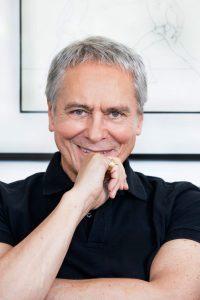 John Neumeier Portrait © Kiran West
