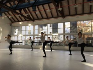 Boys morning class Ballett-Akademie Munchen