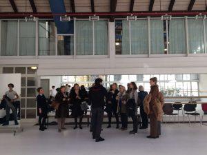 The Friends at Ballett-Akademie Munchen with Jan Broeckx