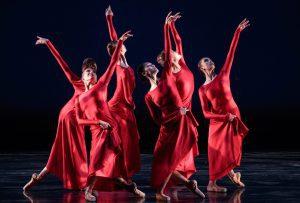 SF Ballet's student showcase (c) Chris Hardy