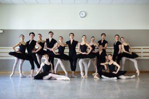 SF Ballet School students © Erik Tomasson