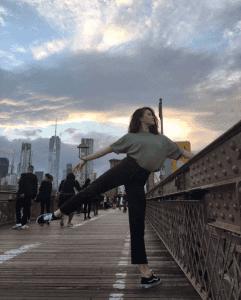 Grace Robson - NYC, photo Katherine Sonnekus