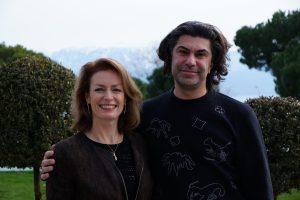 Kathryn Bradney & Nikolai Tsiskaridze