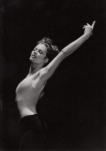 Kathryn Bradney - Bolero, Maurice Béjart ©DR