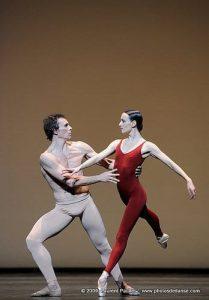 3ème symphonie de Malher, choreographer J. Neumeier ©Laurent Paillier