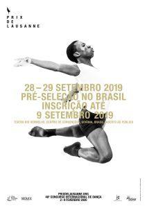 Preselection Brazil 2019 - Prix de Lausanne