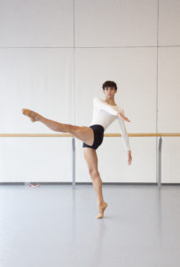 Dancer: Ewan Hartman, Choreography: Maya Smallwood